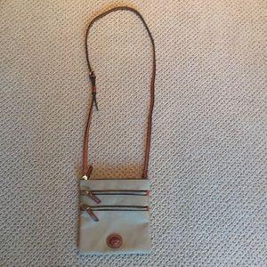 Dooney and Bourke crossbody mini bag